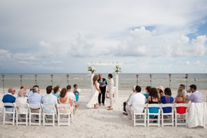 wedding ceremony photograph on sanibel island