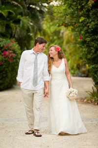 vow renewal photo on captiva island