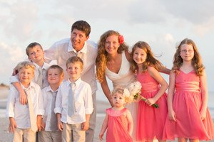 wedding vow renewal on captiva island